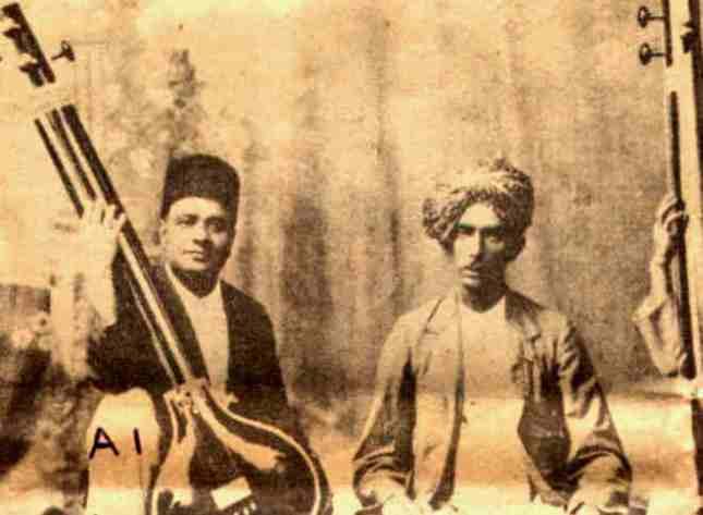 Sawai Gandharva_Ustad karim kha sahab
